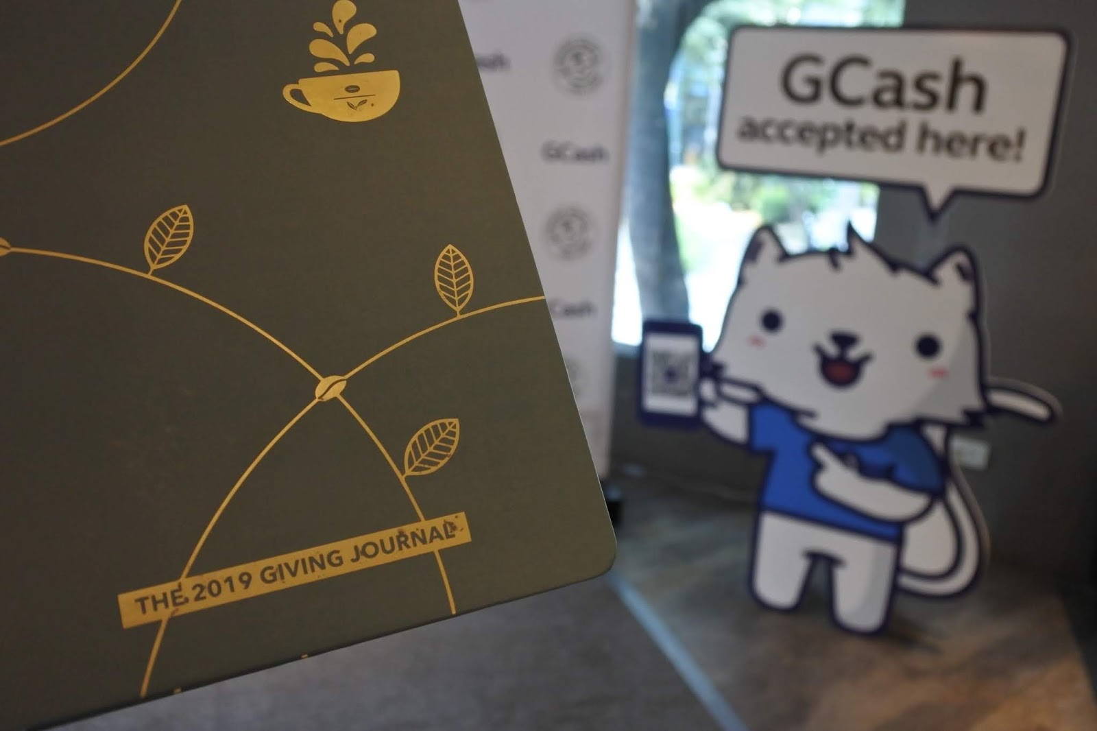 The Coffee Bean and Tea Leaf is Now A GCash QR Scan-to-Pay
