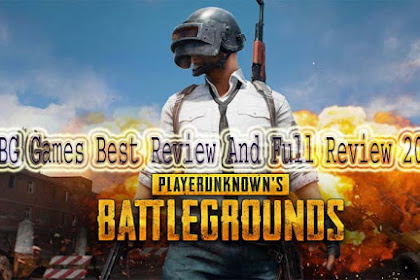 PUBG Games Best Review And Full Review 2019