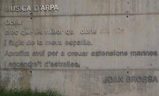 Parc de Joan Brossa (Barcelona) per Teresa Grau Ros