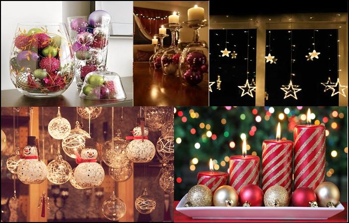 Inspiração de decoração de natal