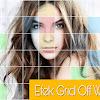 Edit Foto Picsart - Cara Membuat Efek Grid Off / Kotak Kotak di Foto Pakai Picsart