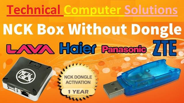 Setup NCK Box 2.5 Without Box NCK Box 2.5 Free Download