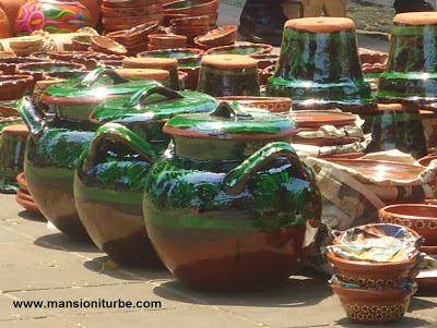 Michoacán Pottery from Tzintzuntzan