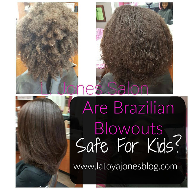 Are Blowouts Good For Natural Hair