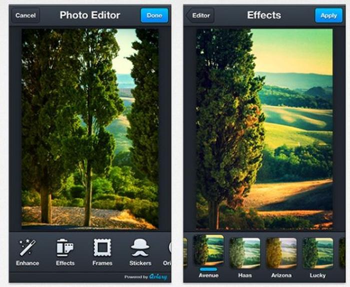 Melhores aplicativos de edição de fotos para Windows Phone