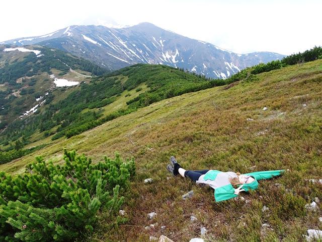 Łatwe trasy w Tatrach - Grześ