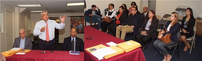 Castillo busca cambiar imagen del consulado de NY y convoca comunitarios para este viernes