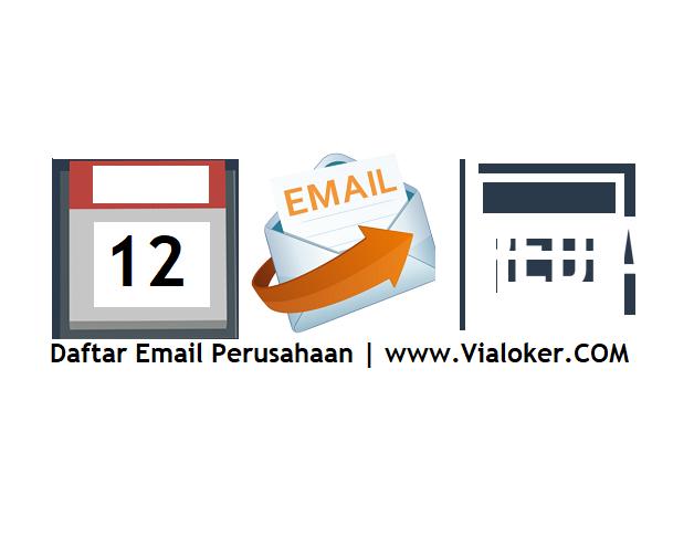 12 Alamat Email perusahaan Yang terbukti Mengundang Tes & Interview kerja