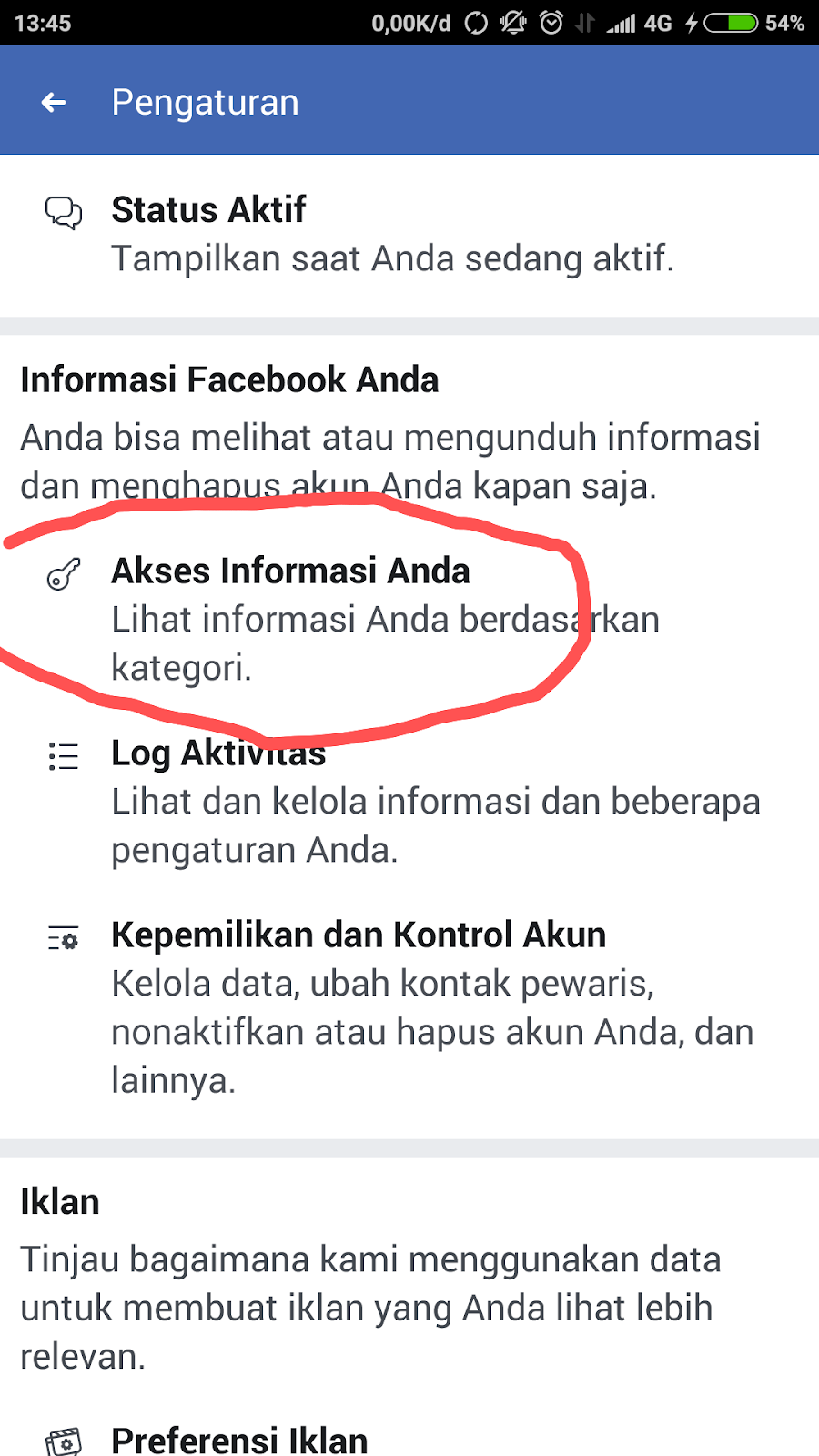 Cara mengetahui tahun pembuatan Akun Facebook Mudah ...