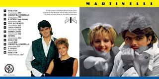 MARTINELLI - Martinelli [LTD-CD-008]