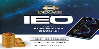 Dexage IEO