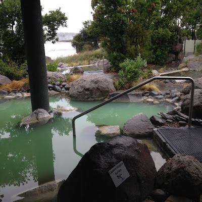 The Polynesian Spa Deluxe Lakeside Thermal Pool Spa Experience Rotorua New Zealand