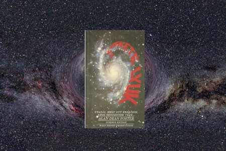 A fekete lyuk tudományos-fantasztikus filmregény
