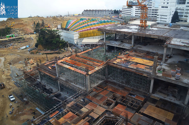 20th Century Fox World Genting Renovations
