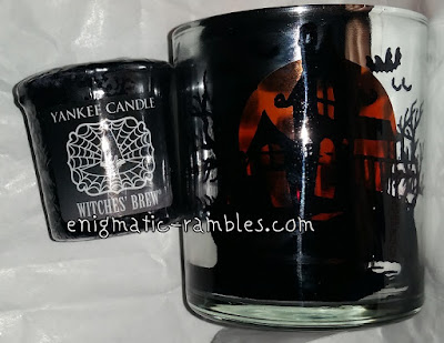 Yankee-Candle-Witches-Brew-and-Votive-Haunted-House-Holder