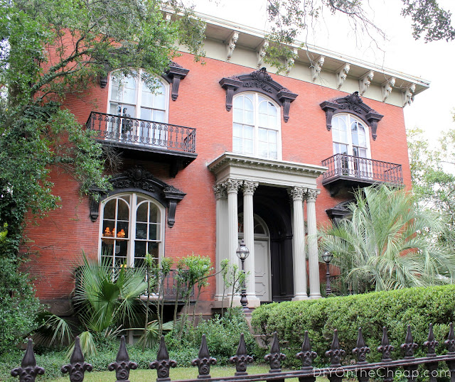 Mercer Williams House {Savannah, GA}