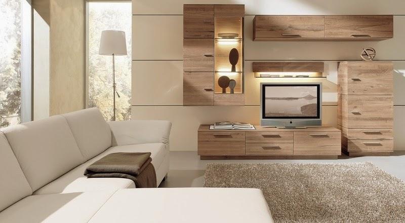 Salas de estilo moderno y elegante salas con estilo for Salas de madera modernas