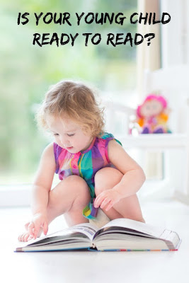 Is your young child ready to read? Signs of reading readiness