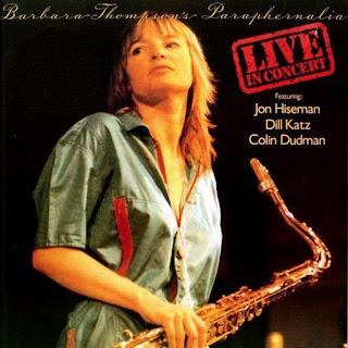 Barbara Thompson's Paraphernalia - 1980 - Live In Concert