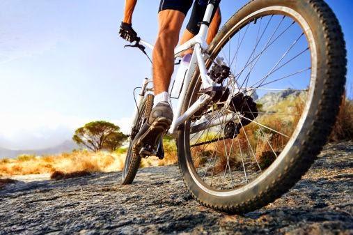 El ciclismo como ejercicio cardio para estar en forma