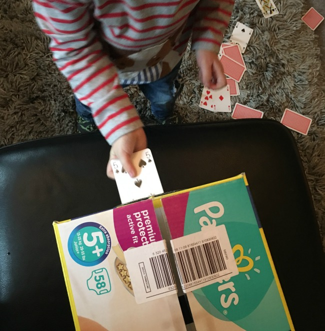 our-weekly-update-19-feb-toddler-posting-playing-cards