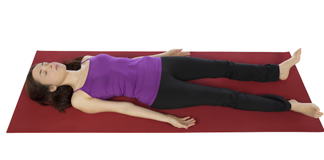 Savasana Yoga Steps and Benefits
