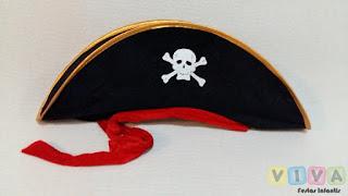 Locação Chapéu Pirata Porto Alegre