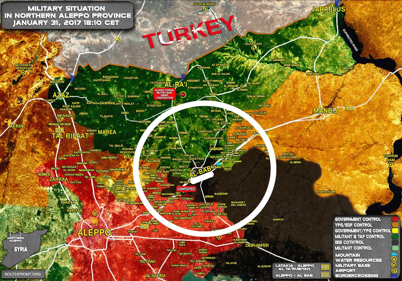 black isis red syrian regime green fsa orange sdf click on image for larger view