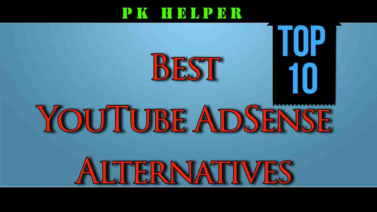 Best Youtube Networks And Adsense Alternatives With Features Mcn