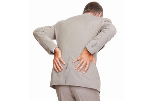 próstata con dolor