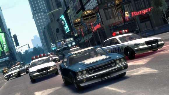 Grand Theft Auto IV: Complete Edition (Region Free) PC Screenshots #5
