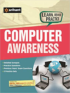 Arihant Publication Computer Awareness Book PDF for Bank Exam