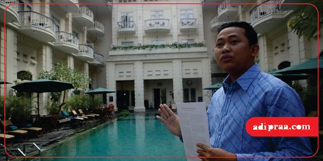 Hotel Tour Influencer & Blogger Rendezvous | adipraa.com
