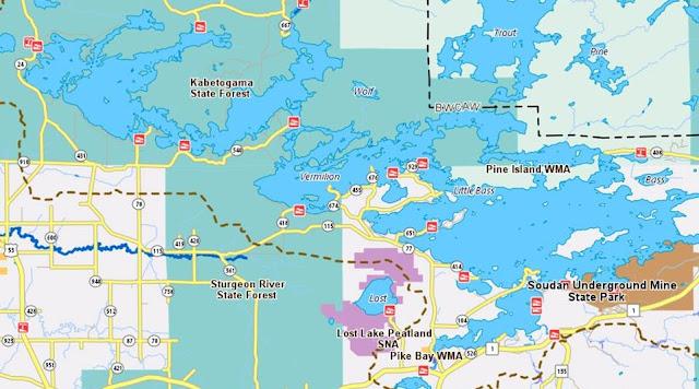 Lake Vermillion Minnesota Map.Planning A Lake Vermilion Vacation
