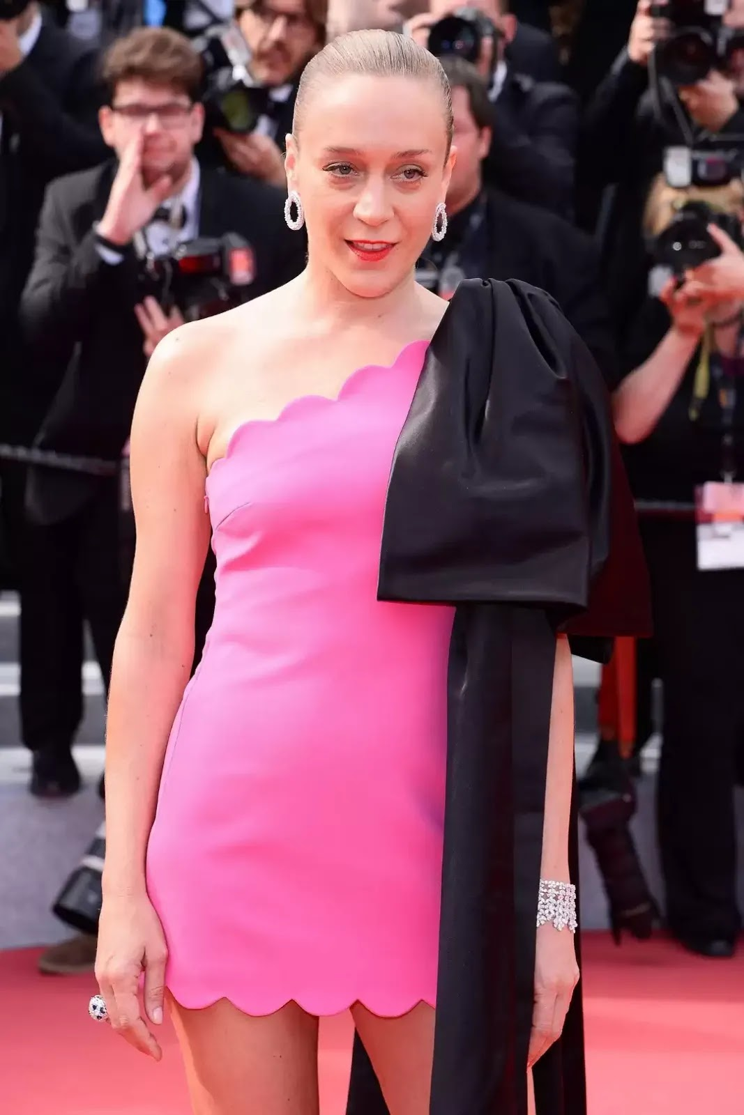 Chloe Sevigny – Once Upon a Time in Hollywood Red Carpet at Cannes Film Festival  Latest Photos
