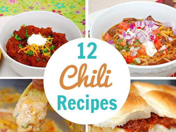 Recipe Round Up: Warming Up with Chili!