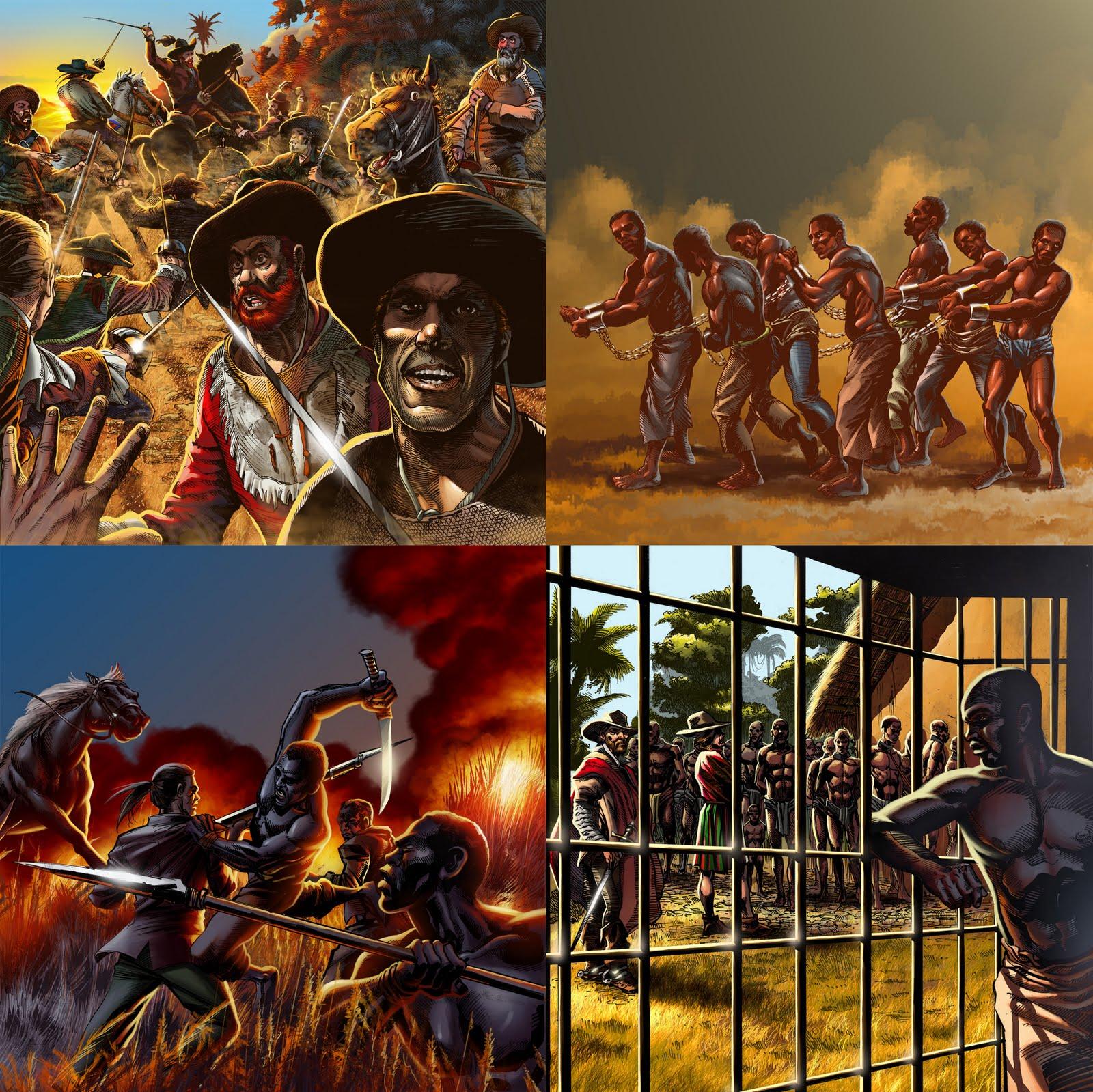 História e Cultura Afro: Zumbi dos Palmares