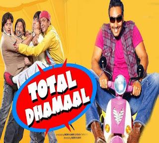 TOTAL DHAMAL MOVIE