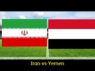 فيديو ، خماسية بيضاء لمنتخب إيران هى حصيلة اللقاء امام منتخب اليمن فى  كأس أمم أسيا 2019 الامارات