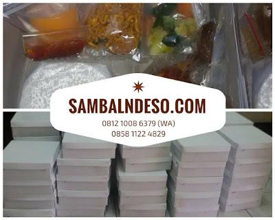 harga Nasi Box Pamulang kota Tangerang Selatan