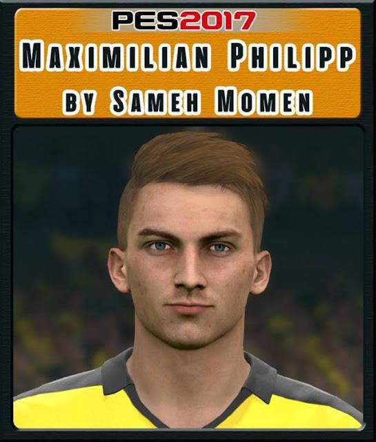 Maximilian Philipp Face PES 2017