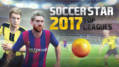 Download Soccer Star 2017 Top Leagues v0.3.7 Mod Apk