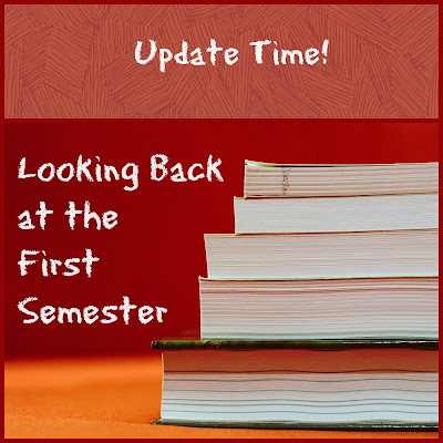 From the High School Lesson Book - Mid-Term Update on Homeschool Coffee Break @ kympossibleblog.blogspot.com  #homeschool  #highschool