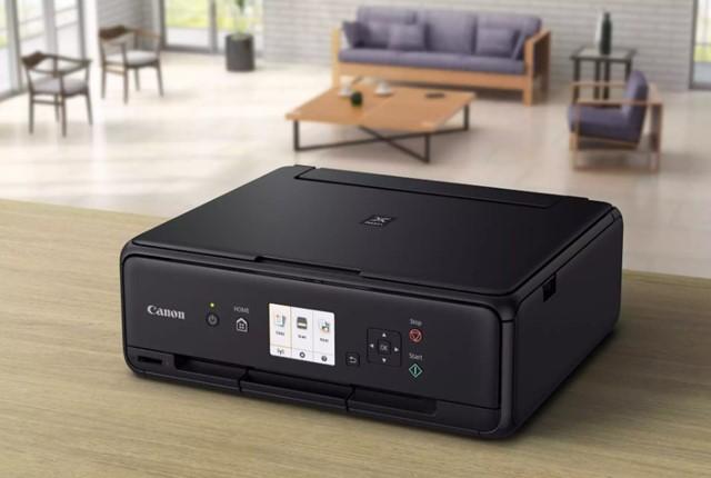 Printer Canon Pixma TS 5070 - Canoncom