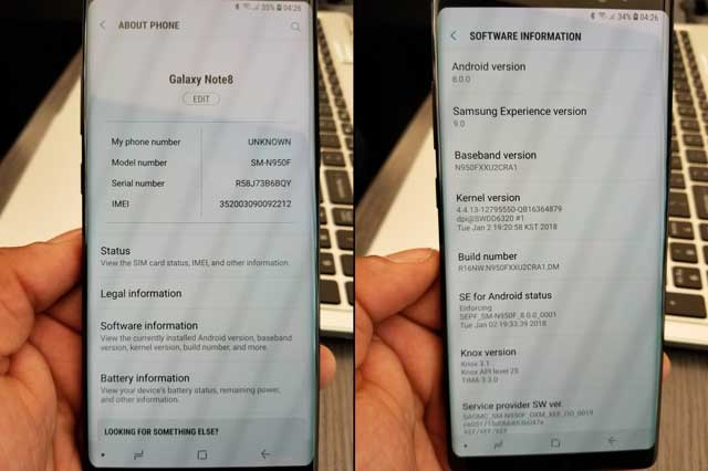 Galaxy-Note8-Android-8.0-Oreo-update