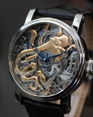 Reloj de pulpo
