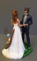 sposi torta originali personaggi film cartoni videogiochi final fantasy orme magiche