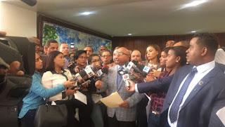 """Bloque Oposición pide selección """"ciudadanos independientes"""" para integrar JCE"""
