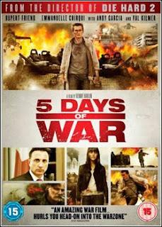 Baixar Torrent 5 Days of War Download Grátis
