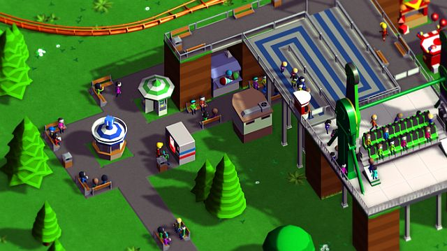 Indie Retro News: Theme Park